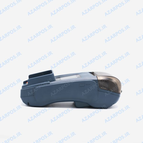 دستگاه کارتخوان بیسیم پکس PAX S58 نمای جانبی ریدر