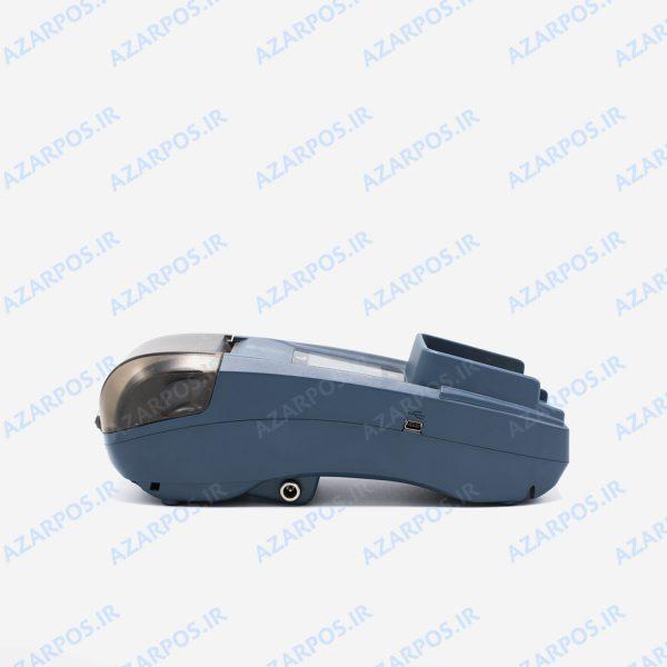 دستگاه کارتخوان بی سیم پکس PAX S58 نمای جانبی
